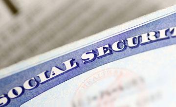 new social security card